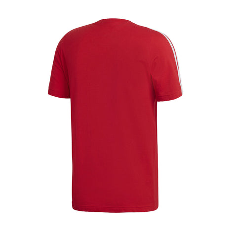 adidas Men's Essential Classic 3-Stripes Tee