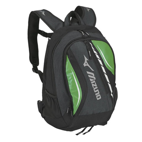 MIZUNO Conventional Backpack w/ Laptop Pouch/Shoe Storage/Racquet Holder MZ-BP2005