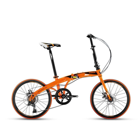 Trinx Dolphin 1.0 Folding Bike | Toby's Sports