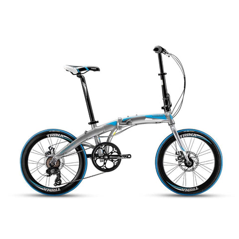 Trinx Dolphin 2.0 Folding Bike | Toby's Sports