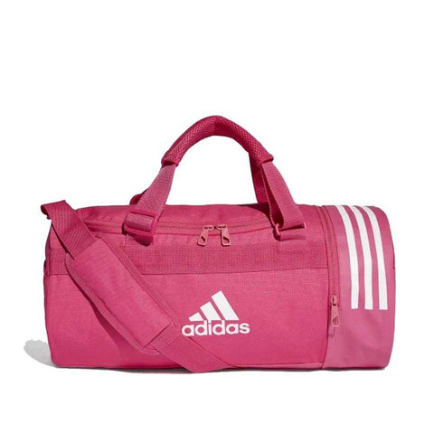 adidas Convertible 3-Stripes Duffel Bag-Small
