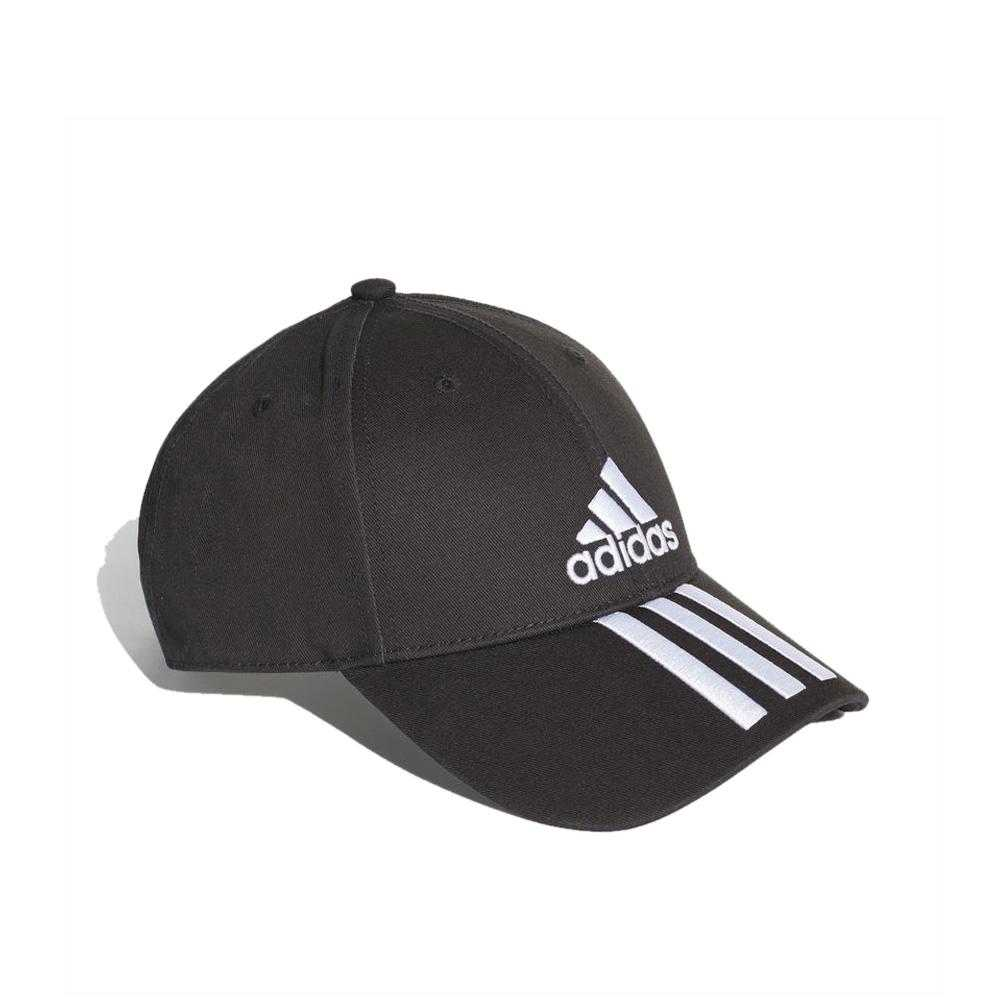 439e7b4c30f adidas 6-Panel Three Stripes Cotton Cap-DU0196