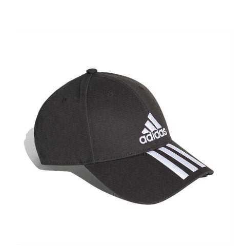 adidas 6-Panel Three Stripes Cotton Cap