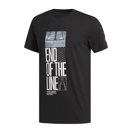 adidas Men's End of the Line Tee