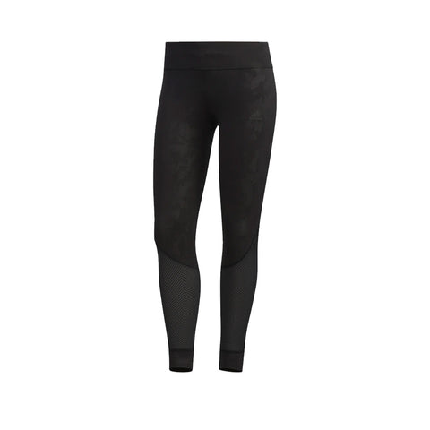 ADIDAS WOMEN'S OWN THE RUN 7/8 GRAPHIC TIGHTS