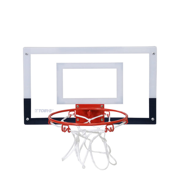 Buy the Toby's Shoot Out Basketball Set at Toby's Sports!