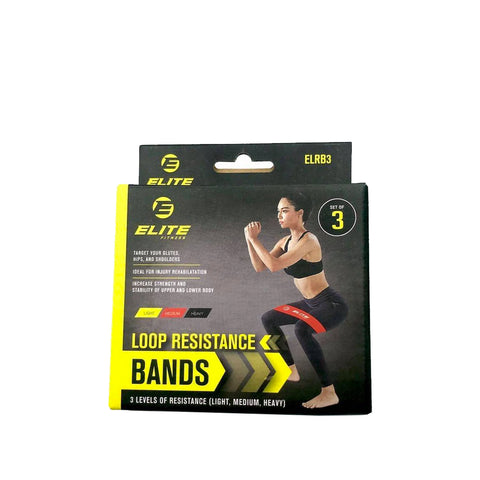 Elite Loop Resistance Bands