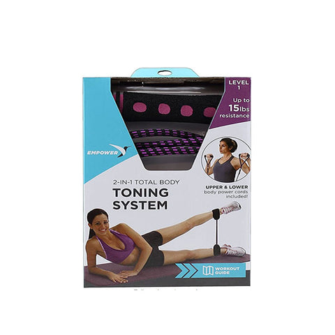 Empower 2-In-1 Total Toning System Level 1