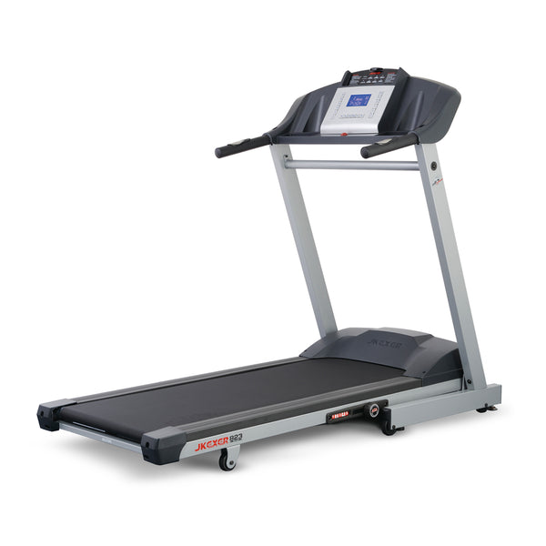 JK EXER Epic 823 Motorized Treadmill | Toby's Sports