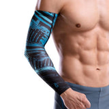 AQ F28002 Compression Arm Sleeve | Toby's Sports