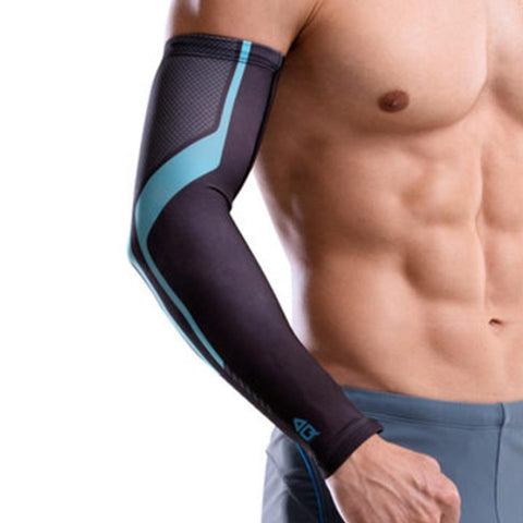 AQ F28005 Compression Arm Sleeve | Toby's Sports