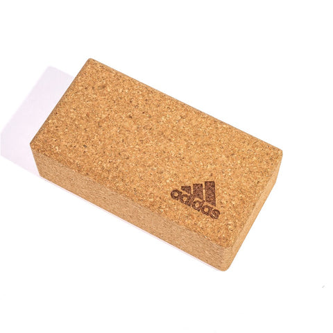Adidas Hardware Cork Yoga Block