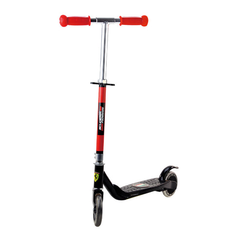 Buy the Ferrari Two-Wheel Scooter at Toby's Sports!