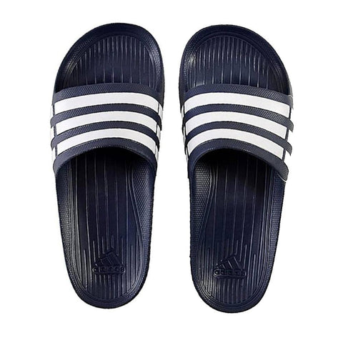 adidas Duramo Classic Slides | Toby's Sports