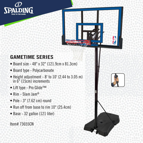 Spalding Gametime Series