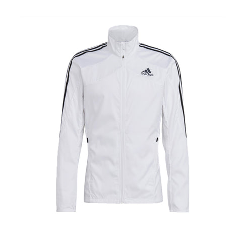 ADIDAS MARATHON 3-STRIPES JACKET