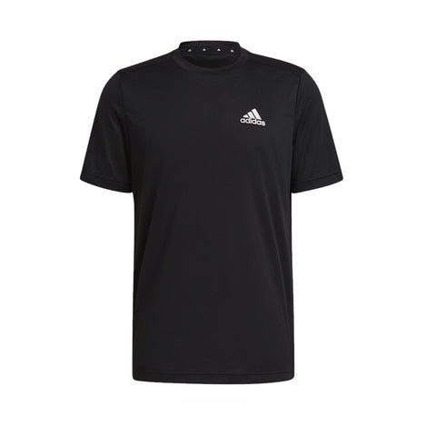 ADIDAS MEN'S AEROREADY DESIGNED TO MOVE SPORT TEE
