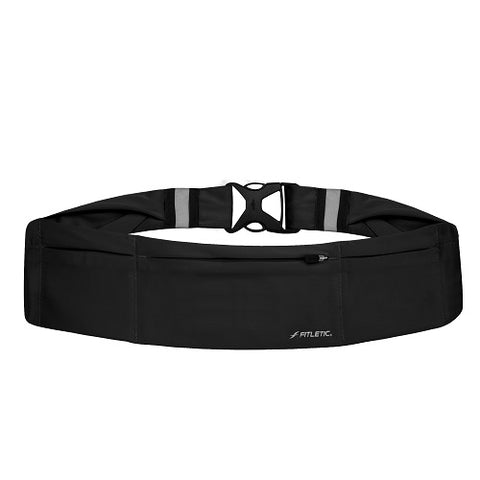 FITLETIC 360 Running Belt HB03-01 Black