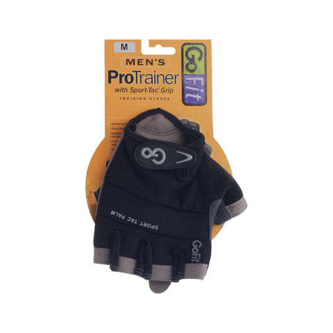 Go Fit Men's Training Gloves | Toby's Sports