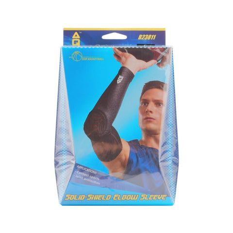 AQ Solid-Shield Elbow Sleeve | Toby's Sports