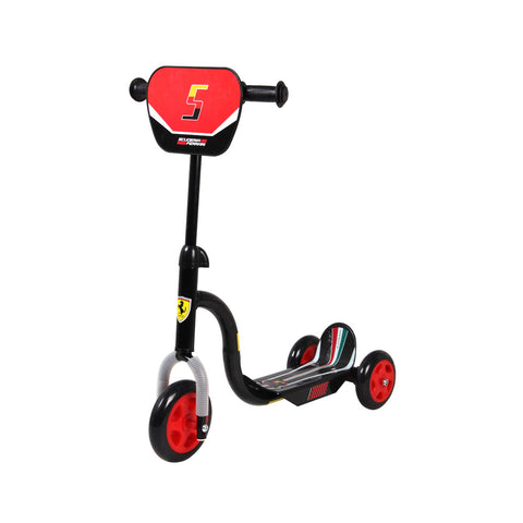 Ferrari Kid Tri-Scooter