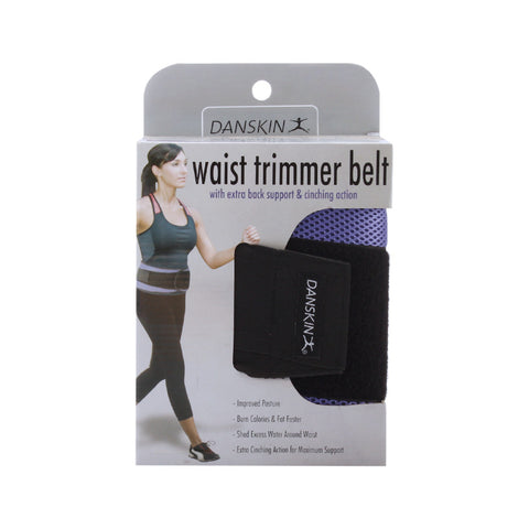 Buy the Danskin Waist Trimmer Belt with Cinch Support  at Toby's Sports!