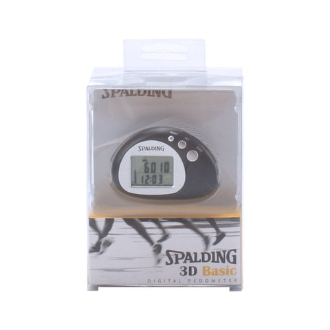 Buy the Spalding Digital Pedometer at Toby's Sports!