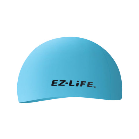 Buy the EZ-Life Swim Cap-Sky Blue at  Toby's Sports!