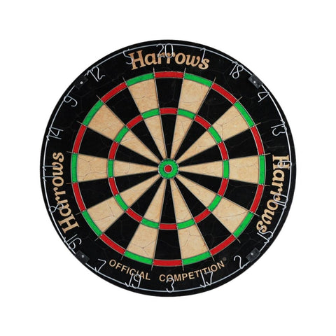 Harrows Dartboard Official Competition | Toby's Sports