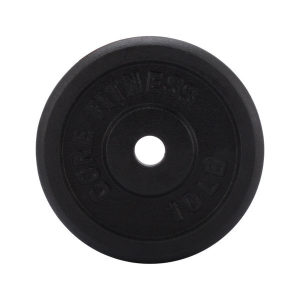 Buy the Navigator 10 Lbs. Barbell Plate at Toby's Sports!