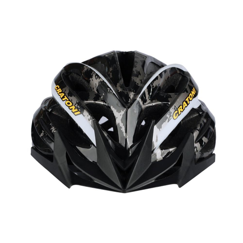 Buy the Cratoni Bicycle Helmet with Light at Toby's Sports!