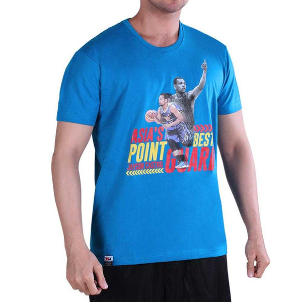 Buy the PBA Asia's Best Point Guard Jayson Castro Men's Shirt at Toby's Sports!