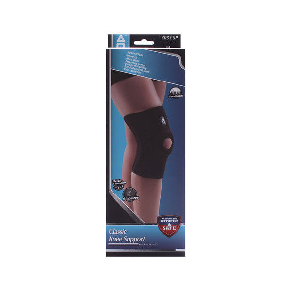 AQ Classic Knee Support | Toby's Sports
