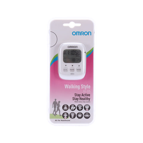 Omron Pedometer | Toby's Sports