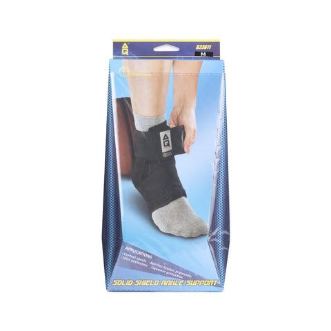 AQ B23611 Solid Shield Ankle Sleeve