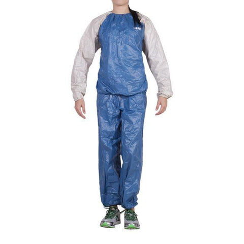 Core Blue Sauna Suit