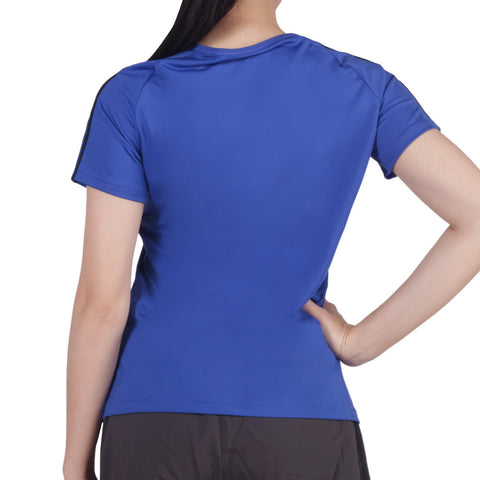 adidas Women's Basic 3 Stripes Performance Tee