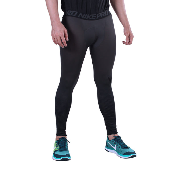 Buy the Nike Men's Pro Cool Sonic Flow Tights at Toby's Sports!