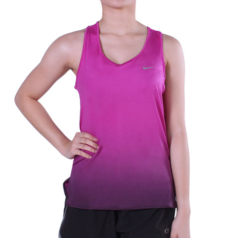Buy the Nike Gradient Women's Running Tank Top 646635-542 at Toby's Sports!