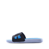 Nike Benassi Solarsoft Blue Slides