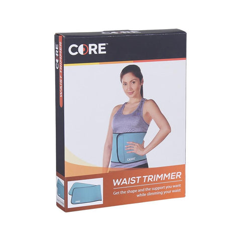 Core Blue Waist Trimmer | Toby's Sports