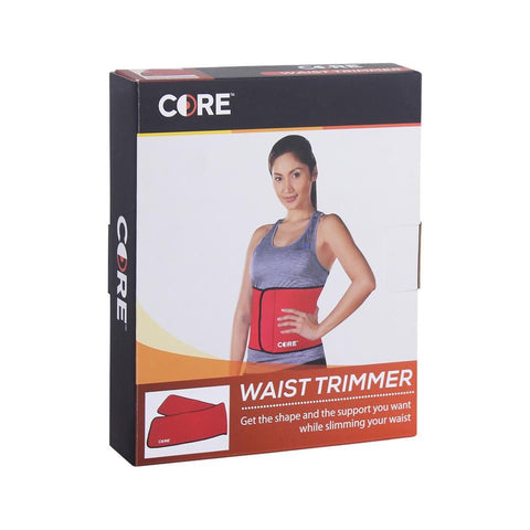 Core Red Waist Trimmer