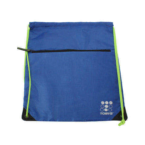 Toby's Nylon Oxford Drawstring Bag