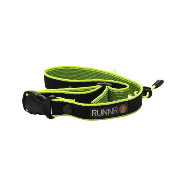 Buy the RUNNR Race Belt at Toby's Sports!