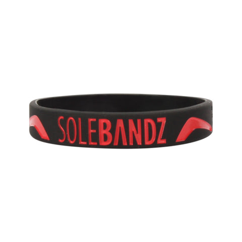Buy the Solebandz Black Infrared at Toby's Sports!