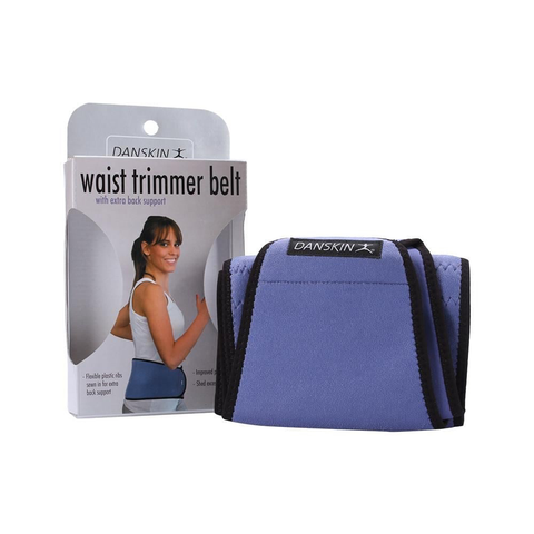 Buy the Danskin Waist Trimmer Belt w/ Back Support at Toby's Sports!