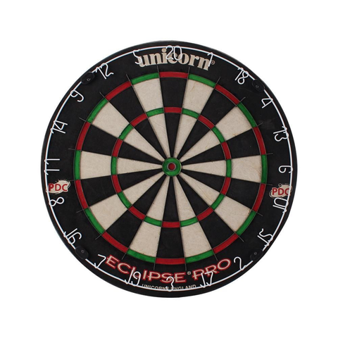 Buy the Unicorn Dartboard Eclipse Pro at Toby's Sports!