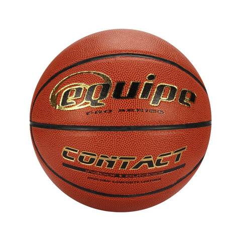 Equipe Contact Basketball Composite Leather