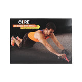 Core Ab Wheel With Brake