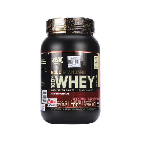 Optimum Nutrition Gold Standard  100% Whey-2 LBS